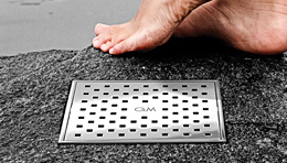 QM Shower Drains