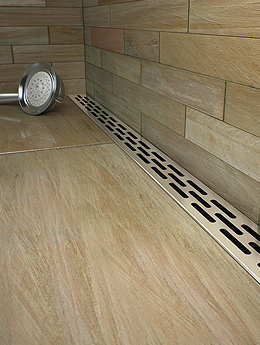 Linear Drain Example