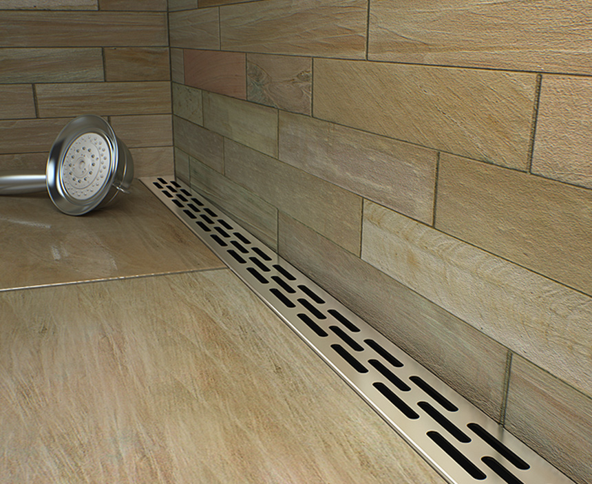Shower Elements, Shower Niches, Shower Drains, Shower Benches, Shower Curbs