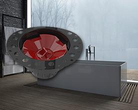 freestanding tub drains