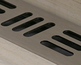 linear shower drains, base, grate, accessories