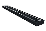 Linear Drain Base, ABS