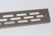 Linear Drain Grate, Slotted