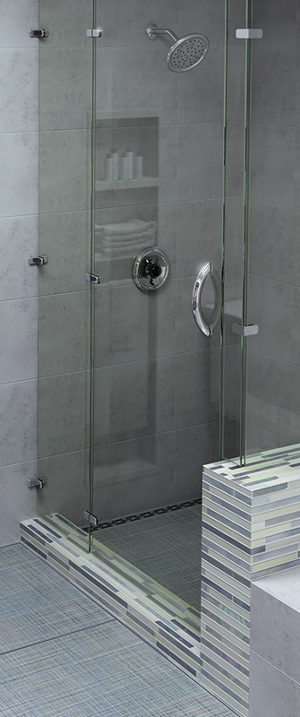 Shower Elements Bronte Collection
